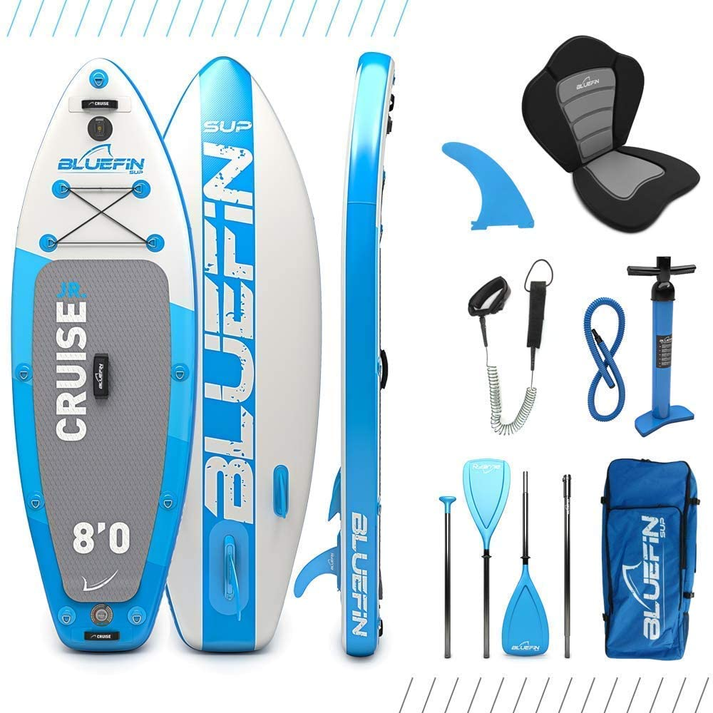 paddle gonflable avec siege sup cruise